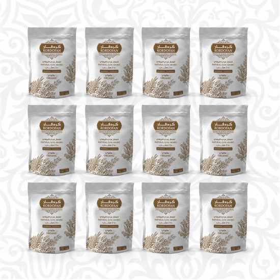 Kordofan 12 Pieces - 5% discount